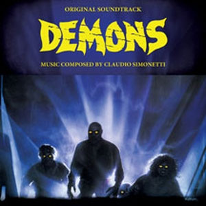 Demons 1985 Soundtrack CD Claudio Simonetti 30th Anniversary Edition