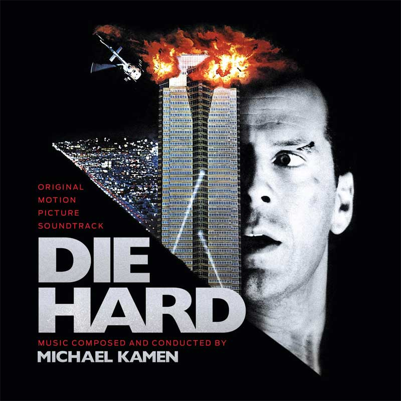 Die Hard 1988 Soundtrack CD Michael Kamen 2CD Set LIMITED EDITION
