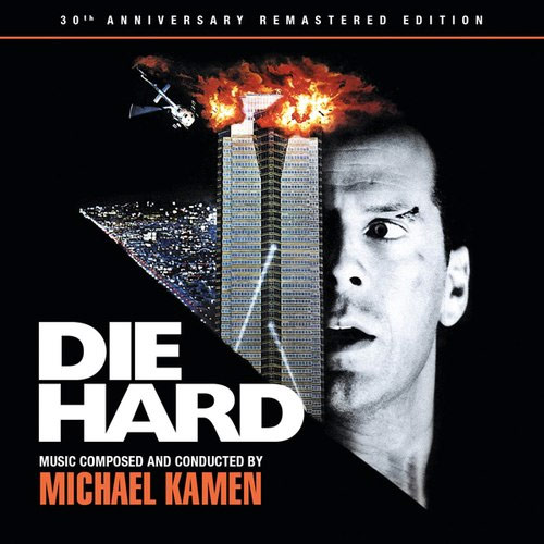 Die Hard 30th Anniversary Soundtrack 3 CD Set Michael Kamen
