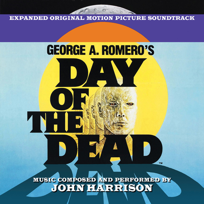 Day of the Dead Soundtrack CD John Harrison 2 CD SET Limited Edition