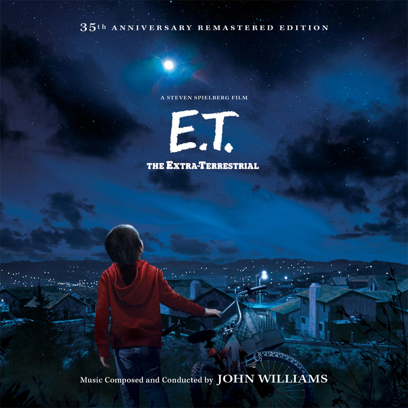 E.T. Soundtrack CD 35TH Anniversary Edition 2 CD SET John Williams
