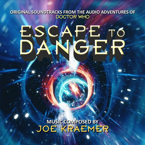 Doctor Who Escape to Danger Radio Show Soundtrack CD Joe Kramer