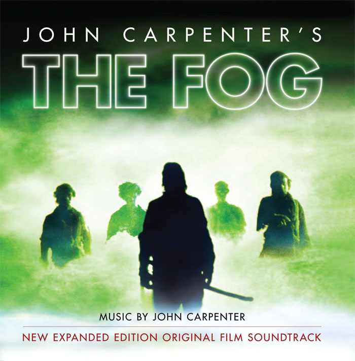 Fog, The 1980 Soundtrack CD John Carpenter Expanded Edition 2 CD Set