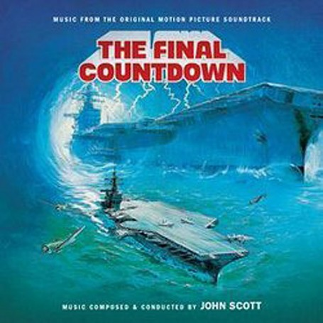 The Final Countdown (1980) Reissue Soundtrack CD