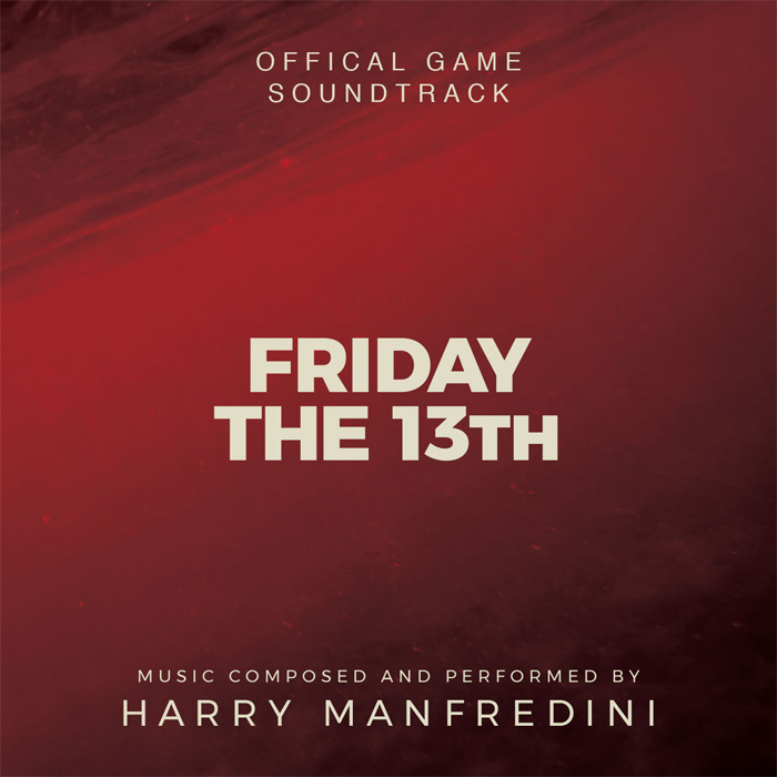 Friday The 13th Video Game Soundtrack CD Harry Manfredini 2CD SET
