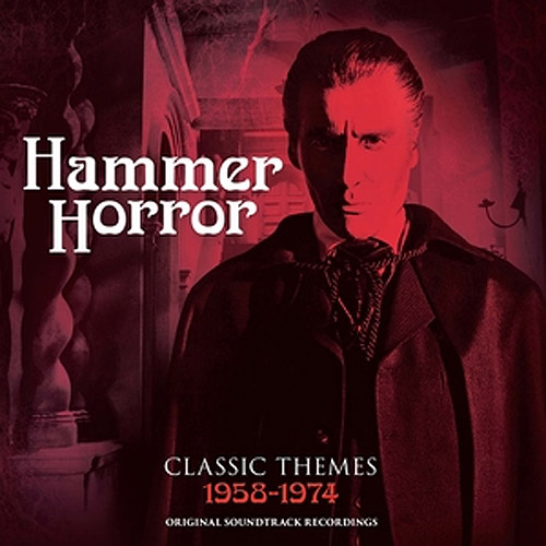 Hammer Horror Classic Themes Soundtrack CD Various Artists