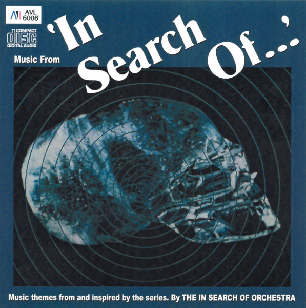 In Search Of... Soundtrack CD W. Michael Lewis