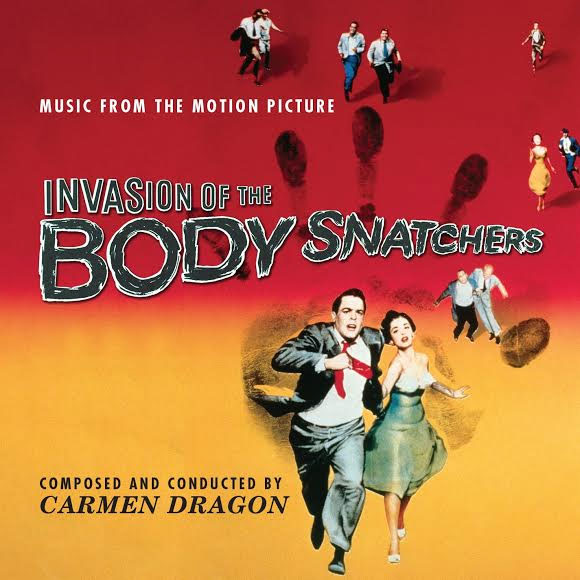 Invasion of the Body Snatchers Soundtrack CD Carmen Dragon LIMITED EDITION
