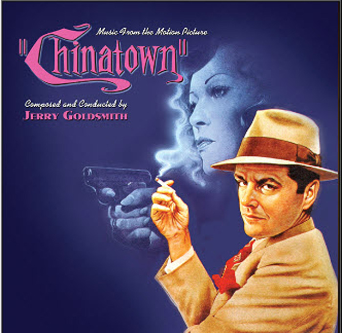 Chinatown Expanded Soundtrack CD Jerry Goldsmith