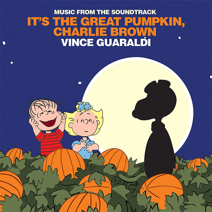 It's The Great Pumpkin, Charlie Brown Soundtrack CD Vince Guaraldi
