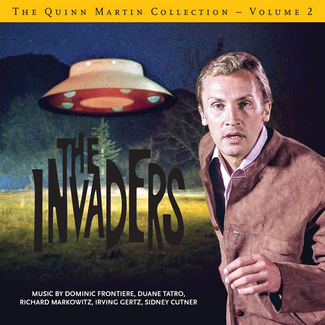 The Invaders: Limited Edition (2-CD Set)-Quinn Martin Collection Volume 2