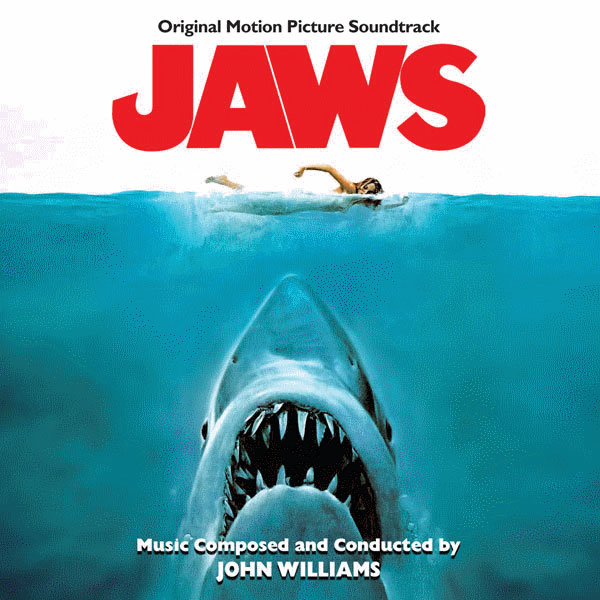 Jaws Soundtrack CD John Williams 2 CD Set