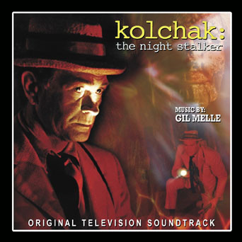 Kolchak The Nightstalker Soundtrack CD