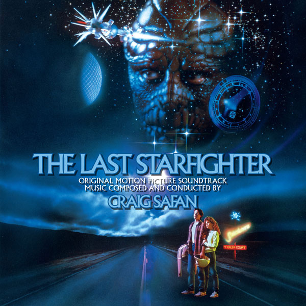 Last Starfighter Soundtrack CD Craig Safan