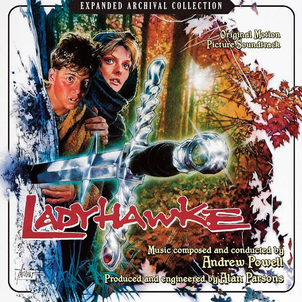 Ladyhawke Soundtrack CD Andrew Powell 2CD Set LIMITED EDITION