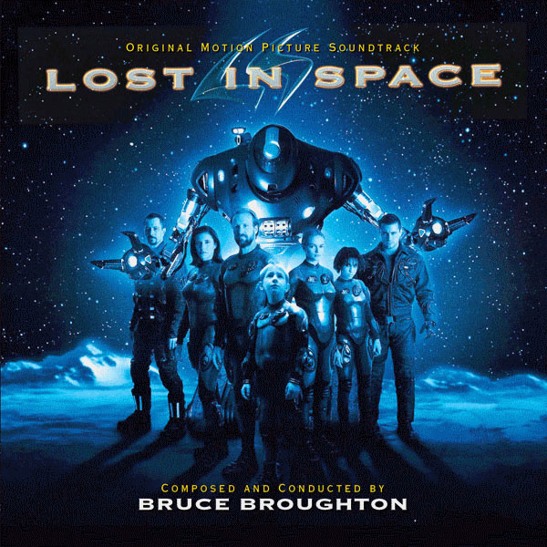 Lost in Space 1998 Movie Soundtrack CD Bruce Broughton 2CD Set