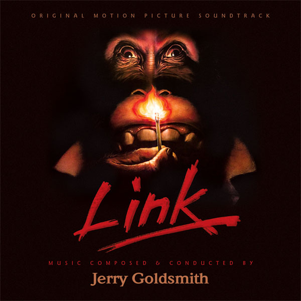 Link Soundtrack CD Jerry Goldsmith