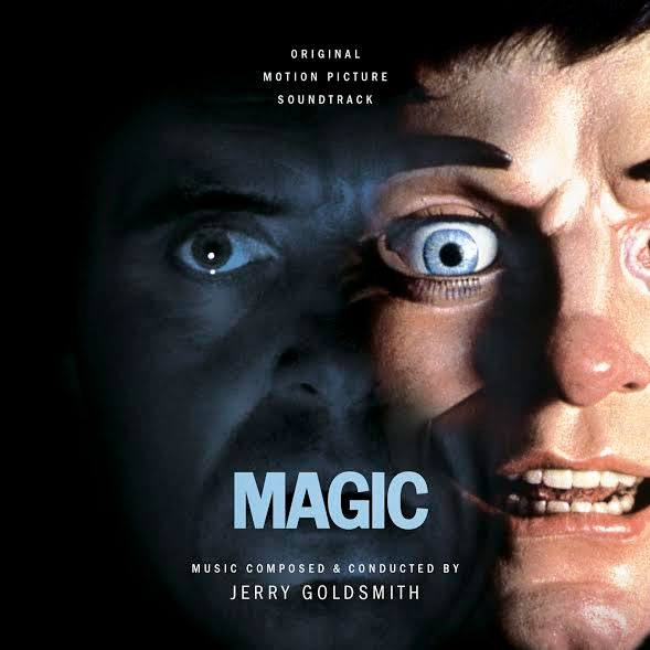 Magic Soundtrack CD Jerry Goldsmith LIMITED EDITION of 2000
