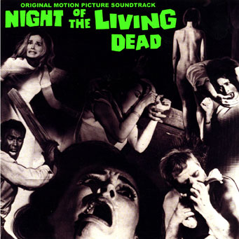 Night Of The Living Dead Soundtrack CD Various Artists