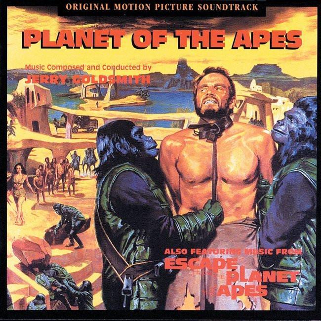 Planet Of The Apes Original Motion Picture Soundtrack Jerry Goldsmith
