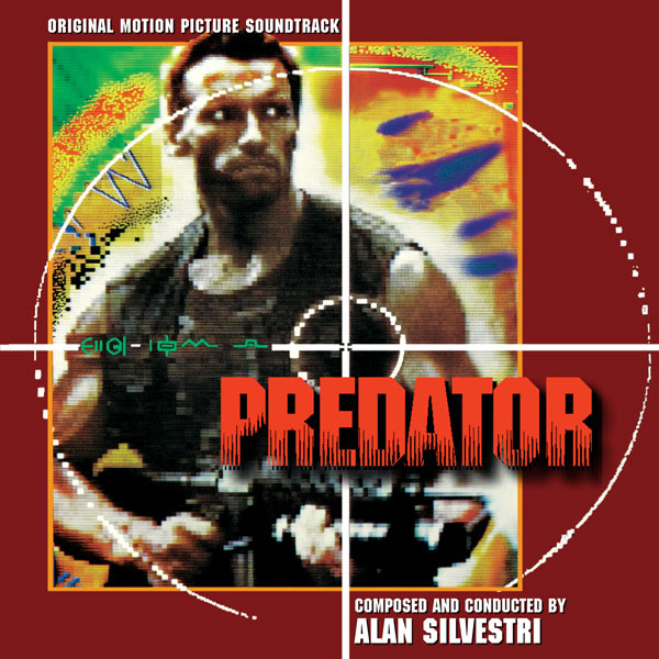 Predator Soundtrack CD Alan Silvestri