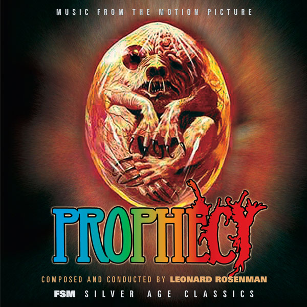 Prophecy 1979 Soundtrack CD Leonard Rosenman