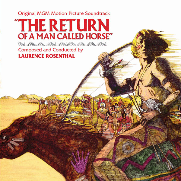 Return of a Man Called Horse / Inherit The Wind Soundtrack CD Laurence Rosenthal