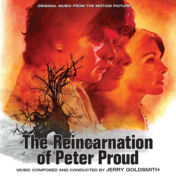 Reincarnation of Peter Proud Soundtrack CD Jerry Goldsmith