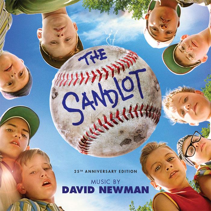 Sandlot The 1993 25th Anniversary Soundtrack Cd David