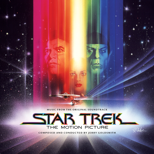 Star Trek The Motion Picture Soundtrack CD Jerry Goldsmith 3 CD Set