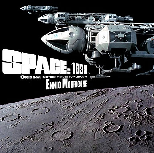 Space 1999 Soundtrack CD Ennio Morricone (IMPORT)
