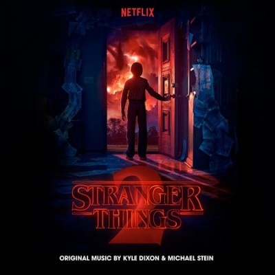 Stranger Things Season 2 Soundtrack CD Kyle Dixon Michael Stein