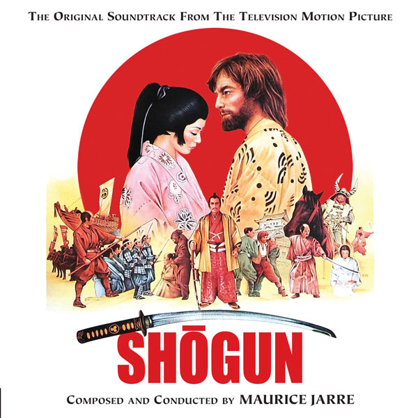 Shogun Soundtrack CD Maurice Jarre 3CD Set