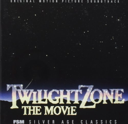 Twilight Zone: The Movie (1983) CD-Jerry Goldsmith