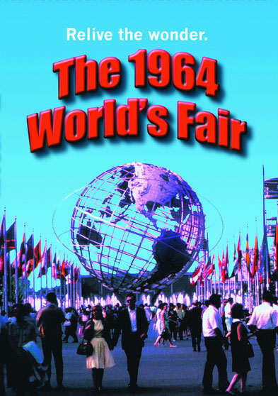 1964 World's Fair Documentary DVD