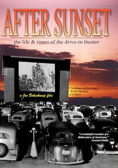 After Sunset Drive-In Theater Documentary DVD