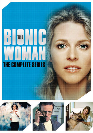 Bionic Woman The Complete Series DVD 14 Disc Set