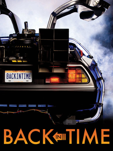 Back In Time: Back to the Future Documentary DVD