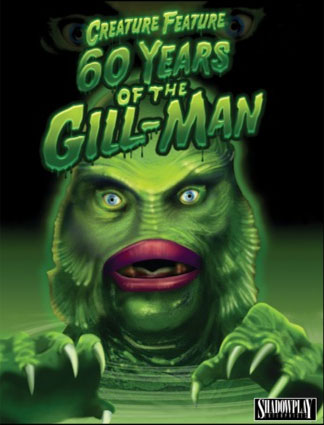 Creature Feature 60 Years of the Gill-Man DVD
