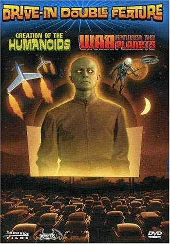 Creation Of Humanoids 1962 / War Between The Planets 1965 DVD Double Feature