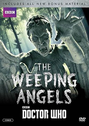 Doctor Who The Weeping Angels Collection DVD
