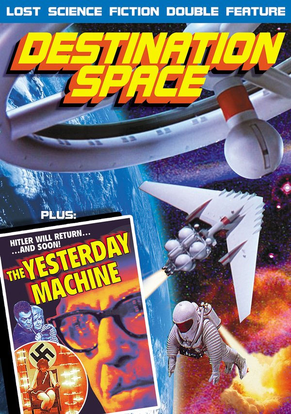 Destination Space (1959) / The Yesterday Machine (1963) DVD