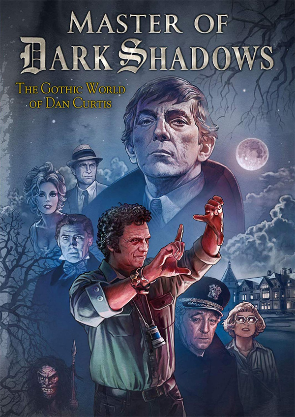 Dark Shadows Master of Dark Shadows Documentary DVD