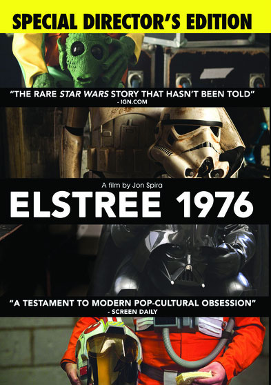 Elstree 1976: Special Director's Edition Star Wars Documentary DVD