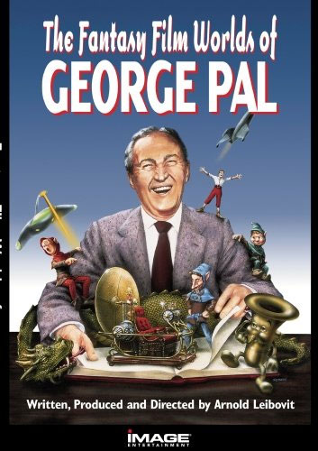 Fantasy Film World Of George Pal DVD