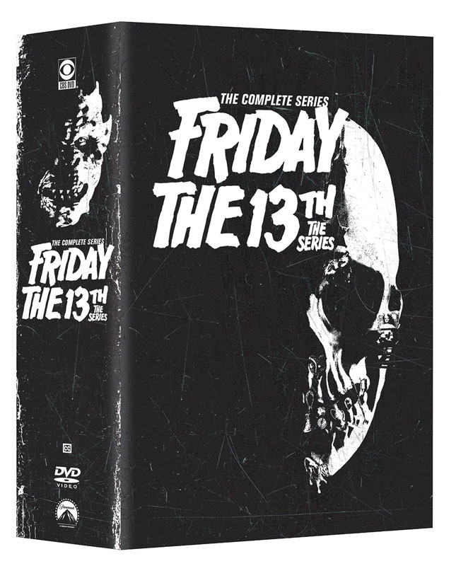 Friday The 13th TV Series Complete Series DVD Collection