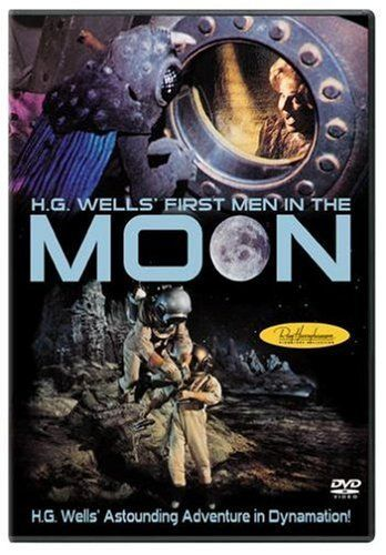 First Men in the Moon 1964 Remastered DVD