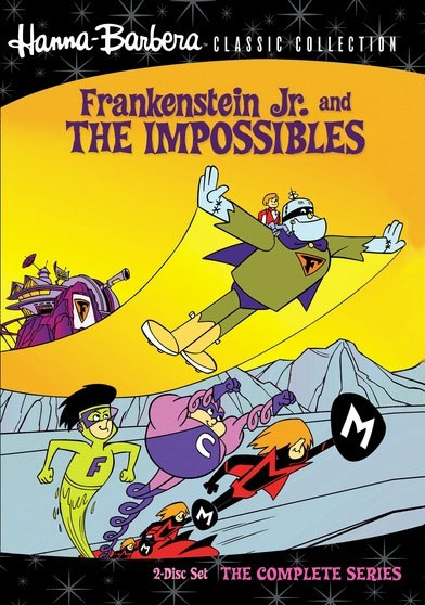 Frankenstein Jr. and the Impossibles: The Complete Series (2 DVD