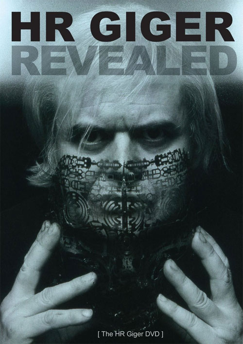 Giger Revealed Documentary DVD H.R. Giger NTSC EDITION