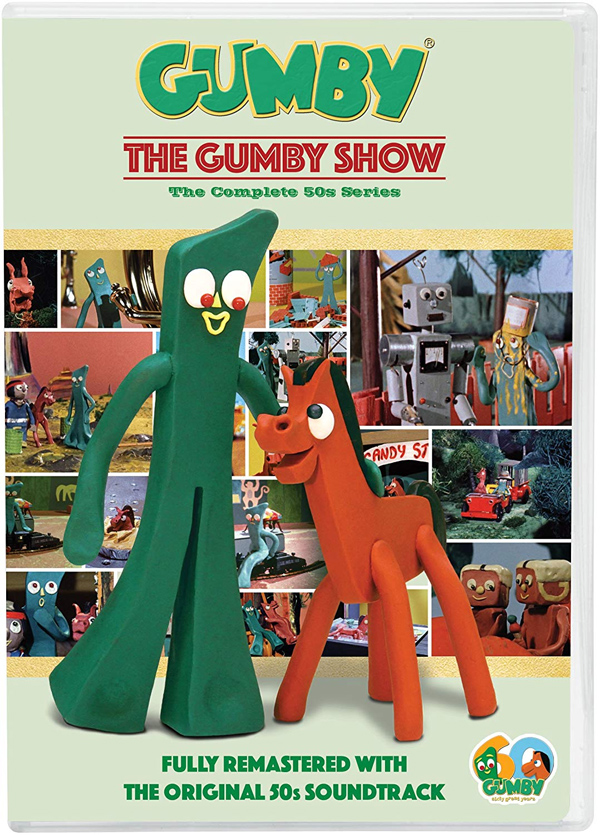 Gumby: The Gumby Show The Complete 50s Series DVD 2 Disc Set